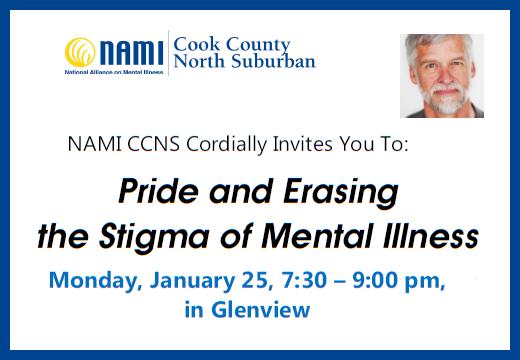 2015 NAMI CCNS Pride Easing Stigma