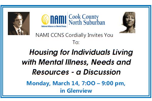 2016 NAMI CCNS Housing Educational Meeting