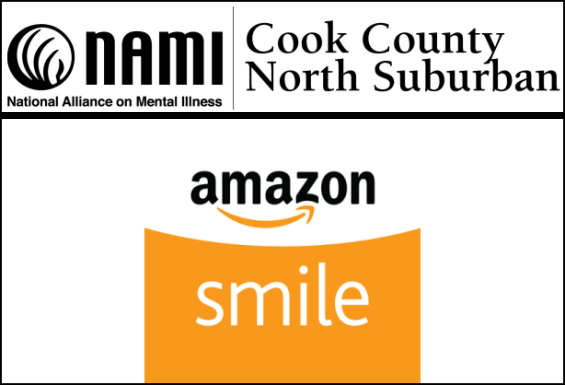 Also support NAMI CCNS through your purchases at Amazon.com with Amazon Smile!