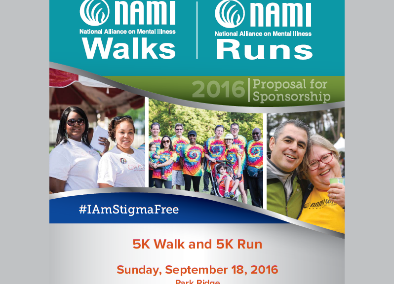 2016 NAMI CCNS Run and Walk !