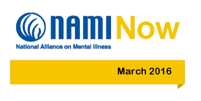 NAMI Now March 2016