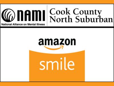 NAMI CCNS AMAZON Smiles fundraiser