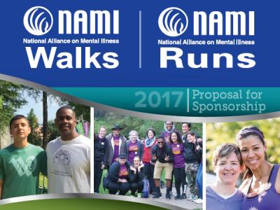 2017 NAMI CCNS WALKS RUNS